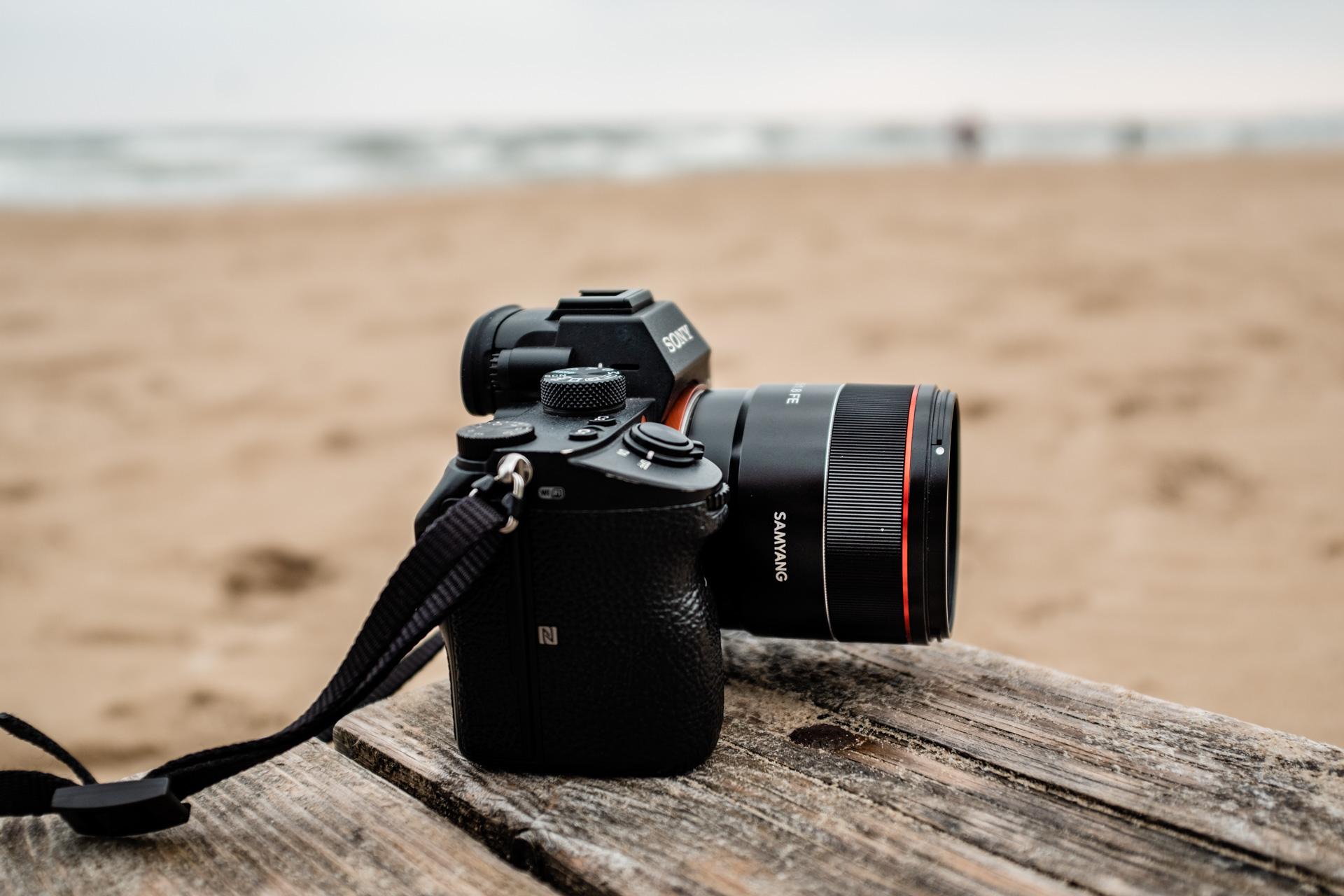Samyang 35 mm f/1.8 FE