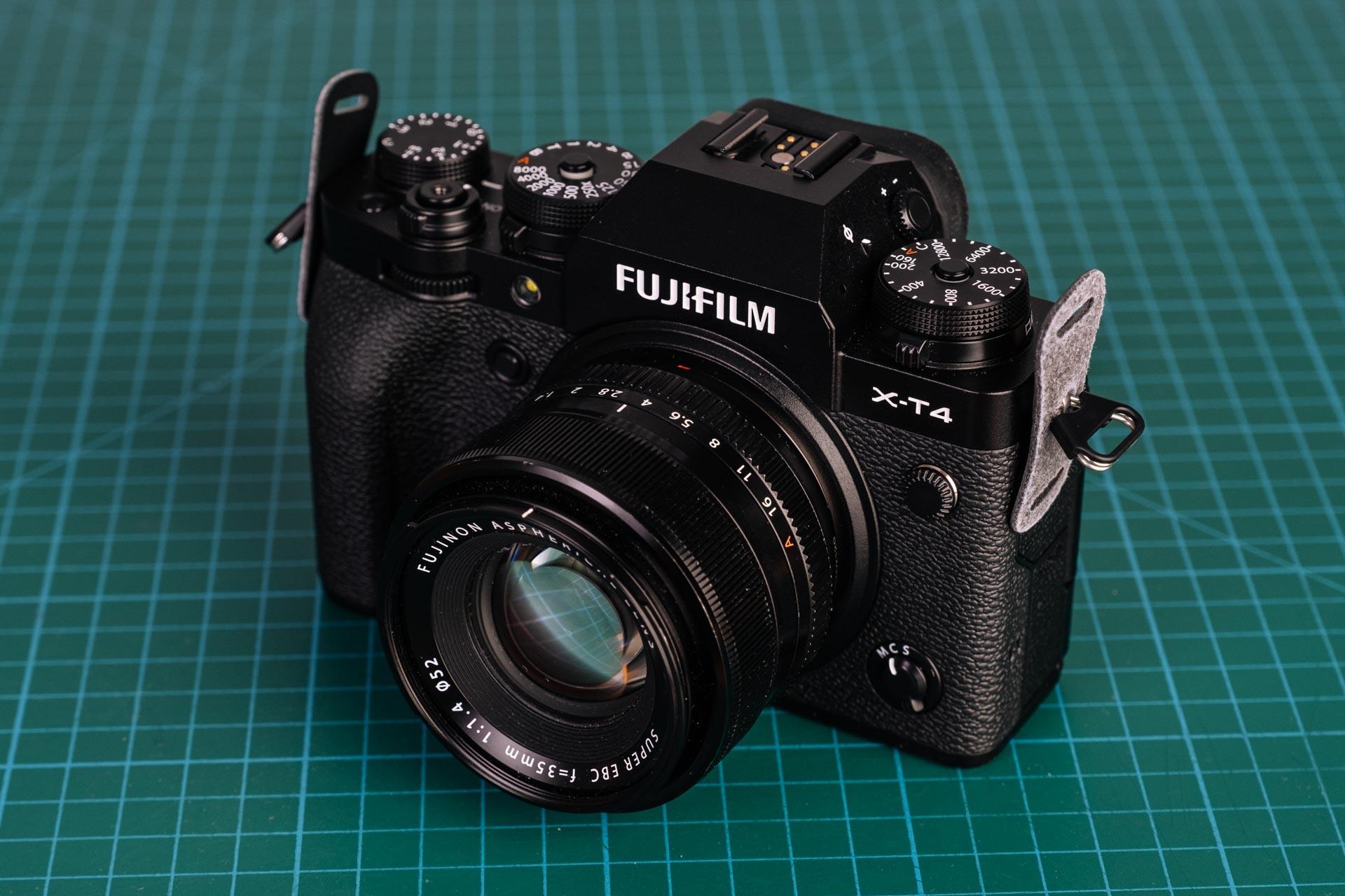 Fujifilm X-T4 test