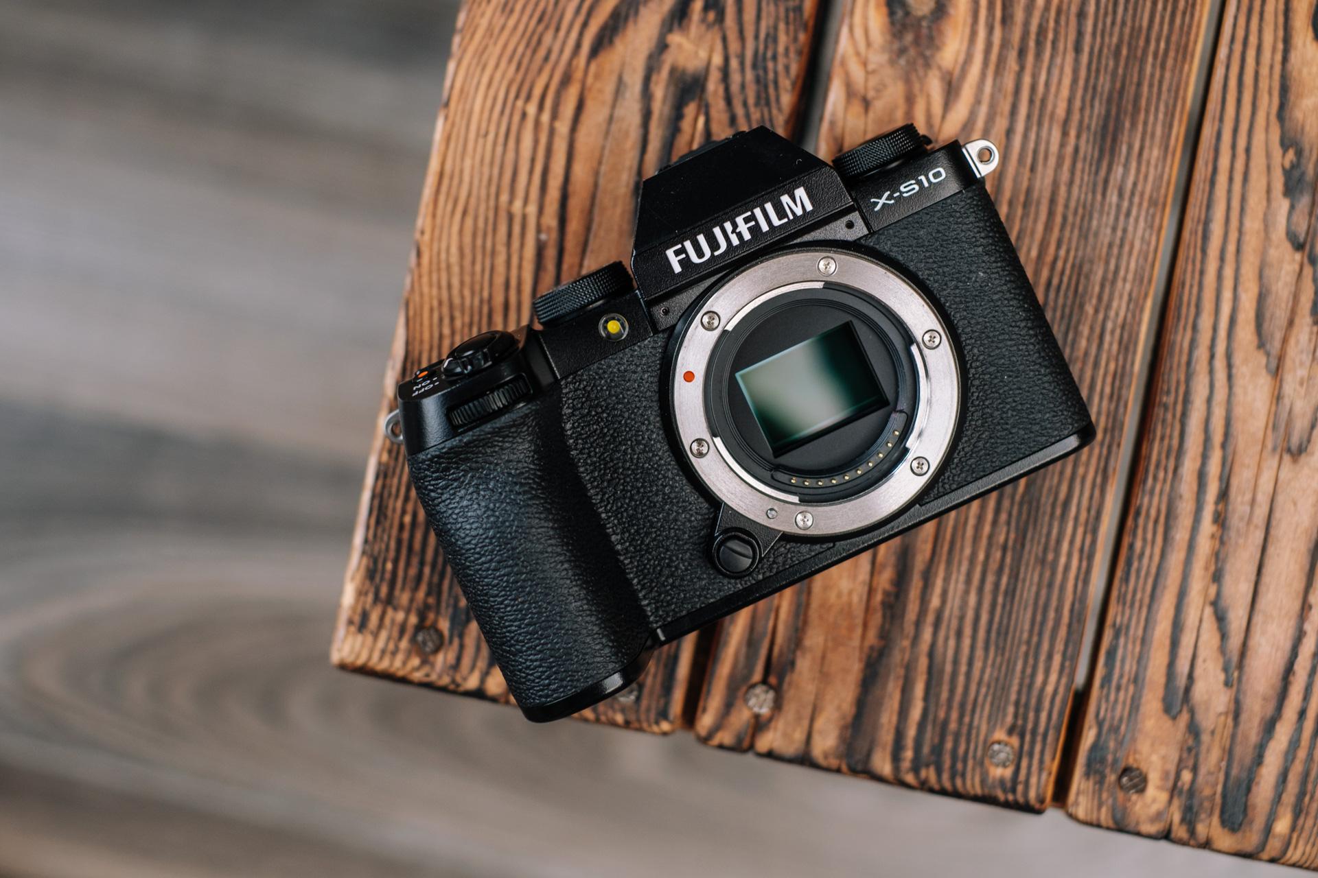 Fujifilm X-S10 test