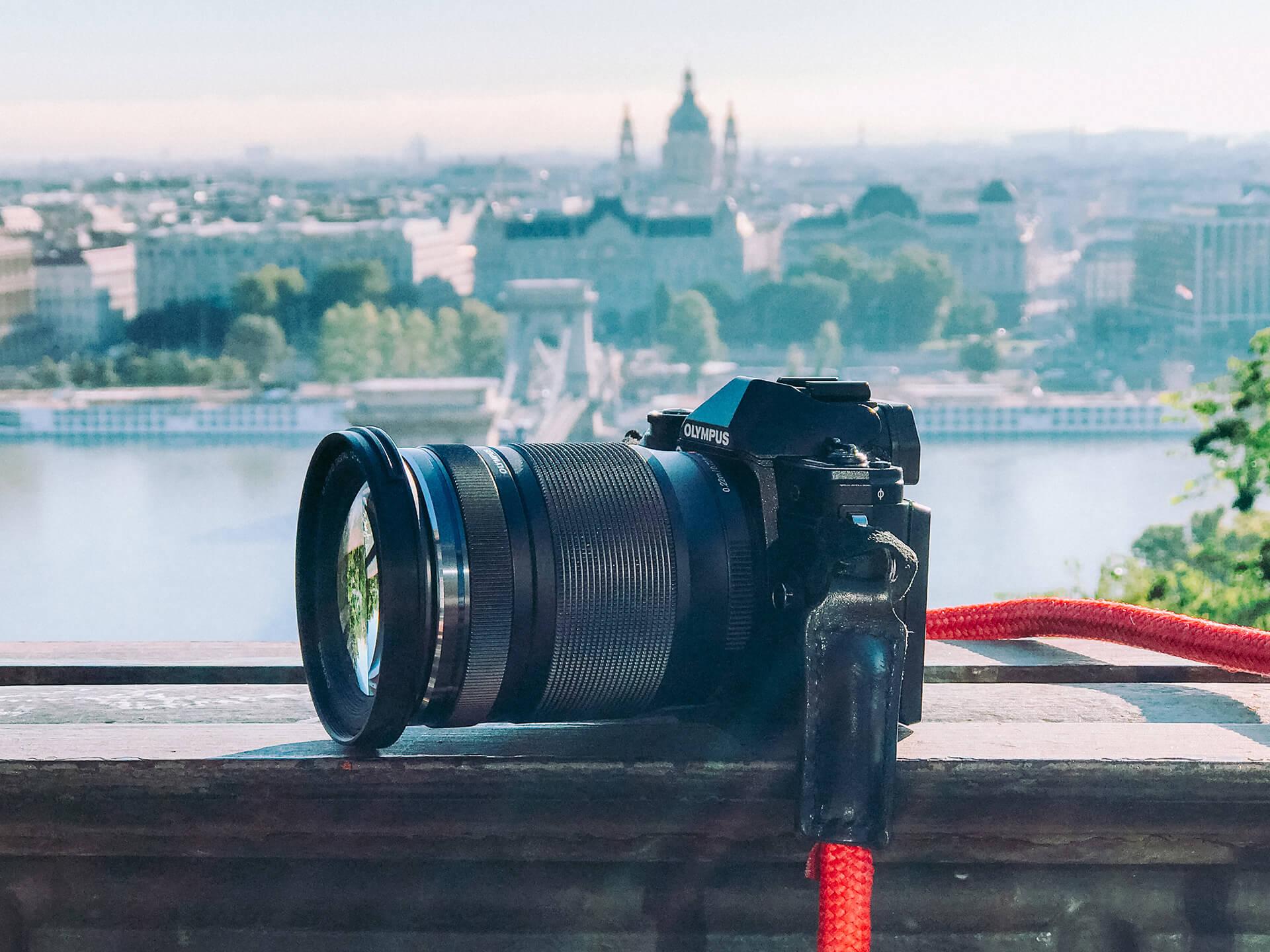 City Break z aparatem - poradnik