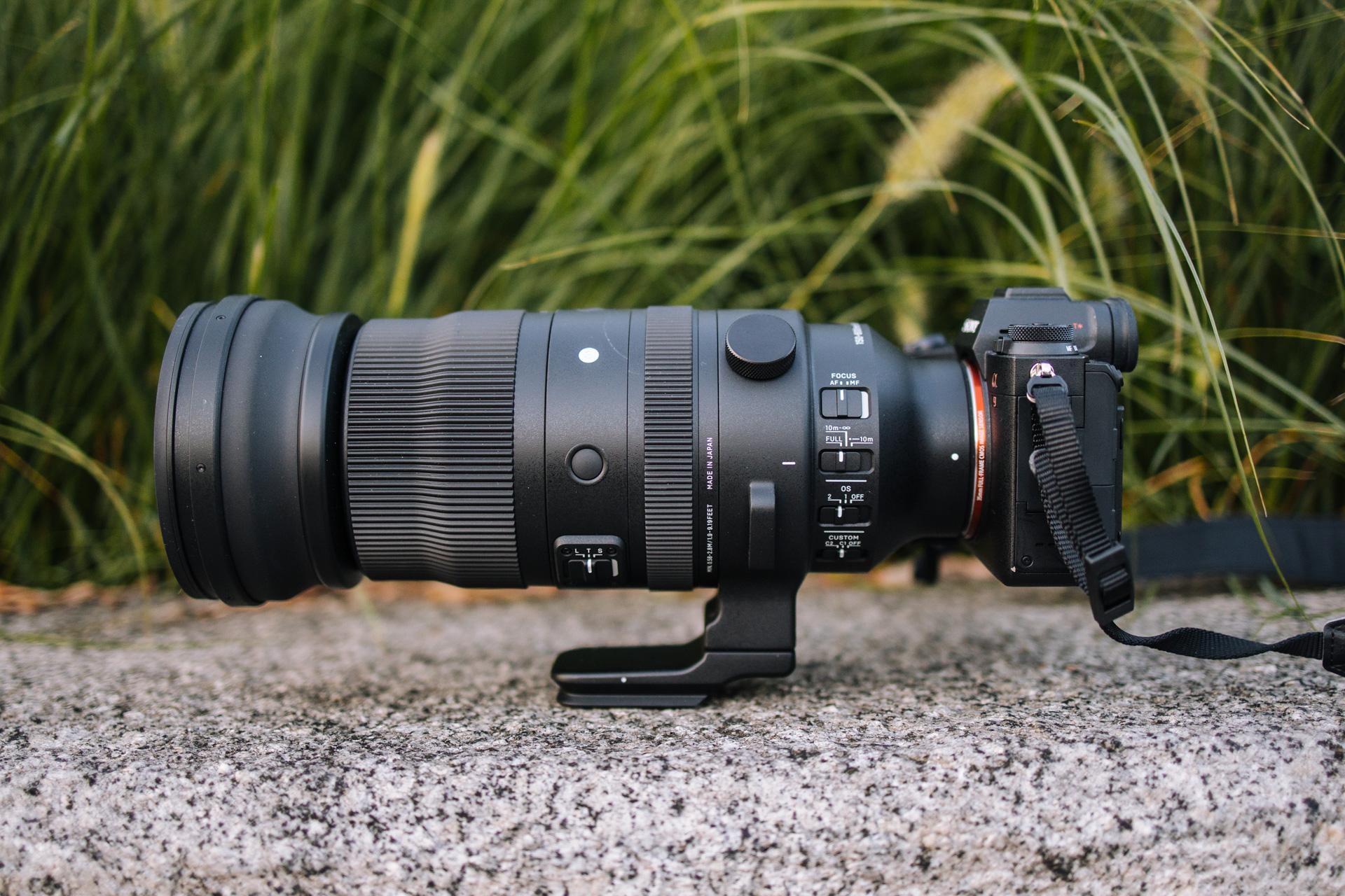 Sigma S 150-600 mm f/5-6.5 DG DN OS