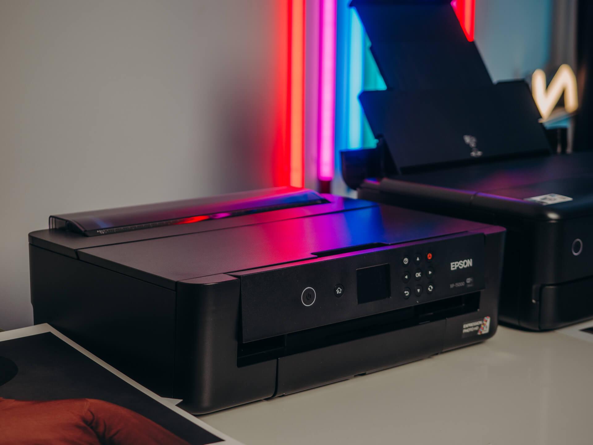 Epson XP15000 jest już kilka lat na rynku, ale nadal ma wszystkie atrybuty porządnej drukarki fotograficznej.